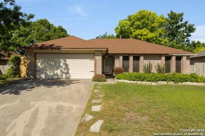 Live Oak Single Family Home New: 11707 Forest Glee