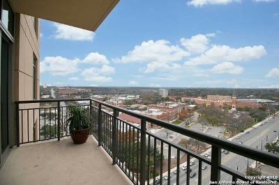 San Antonio Condo/Townhouse New: 4242 Broadway #1505
