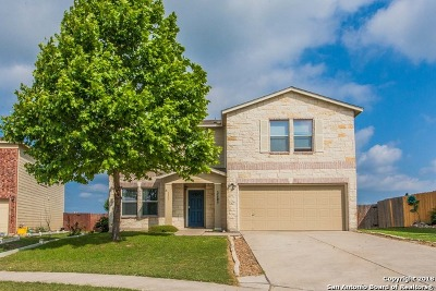 New Braunfels Single Family Home New: 3207 Crested Creek Dr