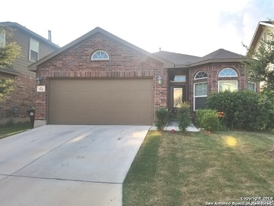 San Antonio Single Family Home New: 7935 Cenote Dr