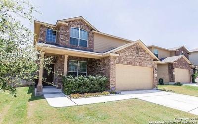 San Antonio Single Family Home New: 11606 Poppy Sands
