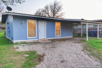 San Antonio TX Single Family Home New: $94,000