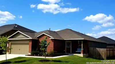 New Braunfels Single Family Home New: 2517 Lonesome Creek Trl