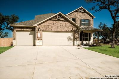 Bulverde Single Family Home Back on Market: 31826 Acacia Vista