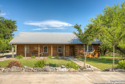New Braunfels Single Family Home For Sale: 2900 Overview Dr