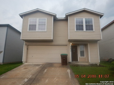 San Antonio Single Family Home New: 4431 Safe Harbor