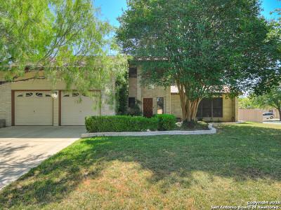 San Antonio Single Family Home New: 9002 Swinburne Ct