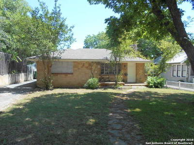 Alamo Heights Rental For Rent: 114 Evans Ave