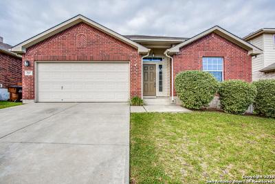San Antonio Single Family Home New: 707 Point Springs