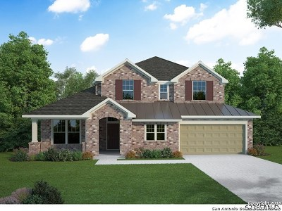 New Braunfels Single Family Home New: 2718 Ridge Heights