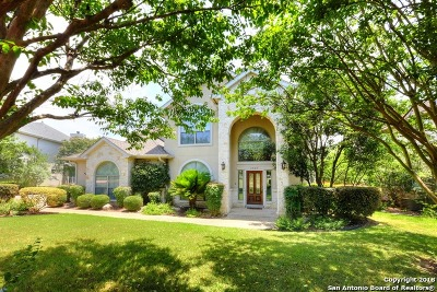 San Antonio Single Family Home For Sale: 1757 Fox Tree Lane