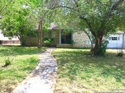 San Antonio Single Family Home New: 5546 Slattery St