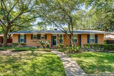 San Antonio Single Family Home Back on Market: 2006 Flamingo Dr
