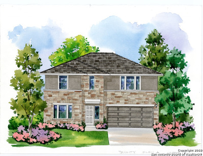 New Braunfels Single Family Home New: 3945 Legend Woods