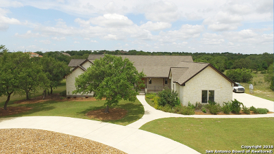 New Braunfels Single Family Home Back on Market: 2645 Beaver Ln