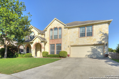 Cibolo Single Family Home New: 117 Green Brook Pl