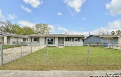 San Antonio Single Family Home New: 2215 Reel Dr