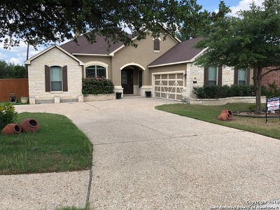 Schertz Single Family Home New: 19254 Boltmore Bay