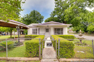 San Antonio Single Family Home New: 303 Brenner St