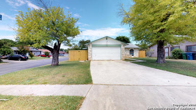 Boerne Single Family Home New: 3426 Meadow Dr