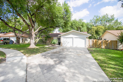 Universal City Single Family Home New: 181 Rifle Gap