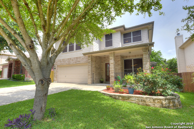Schertz Single Family Home New: 2624 Gallant Fox Dr