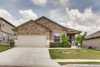 Cibolo Single Family Home New: 420 Kings Way