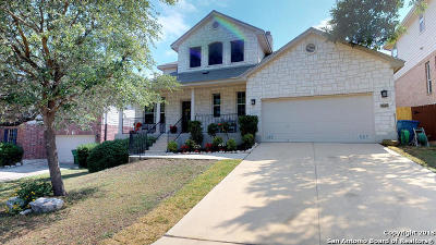 Single Family Home New: 22838 San Saba Blf