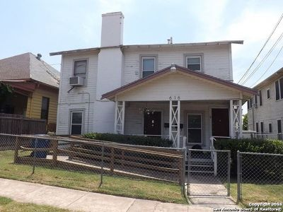 Bexar County Multi Family Home New: 616 W Craig Pl
