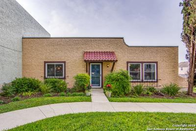 San Antonio Single Family Home New: 10803 Crown View Dr