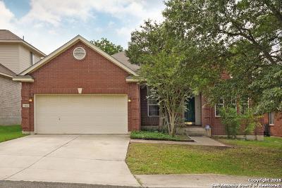 San Antonio Single Family Home New: 3422 Cardita