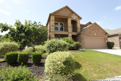 Cibolo Single Family Home New: 200 Flint Rd