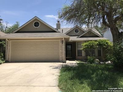 San Antonio Single Family Home New: 7722 Branston