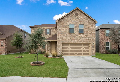 Bexar County Single Family Home New: 7727 Robert Mondavi