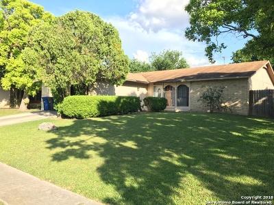 San Antonio Single Family Home New: 5946 Oak Run St