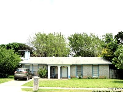 San Antonio Single Family Home New: 4731 Casa Verde St