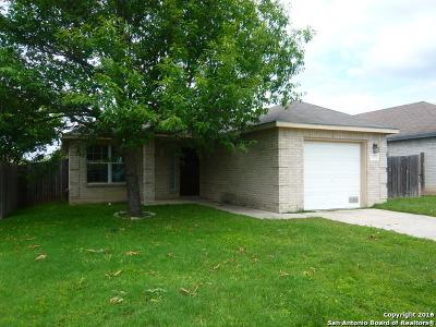 San Antonio Single Family Home New: 10707 S Shaenridge