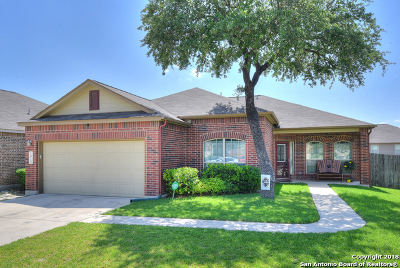 Bexar County Single Family Home New: 1015 Atkins Bay