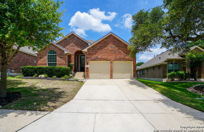 Bexar County Single Family Home New: 3427 Highline Trail
