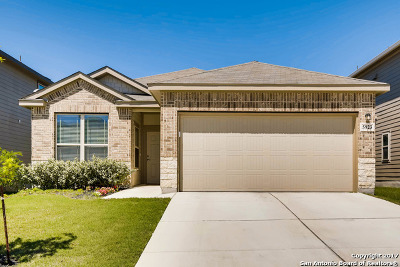 Bexar County Single Family Home New: 5923 Tranquil Dawn