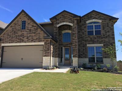 Cibolo Single Family Home For Sale: 208 Bee Caves Cv