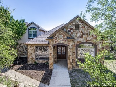 Bulverde Single Family Home New: 33 Gleneagles Ln