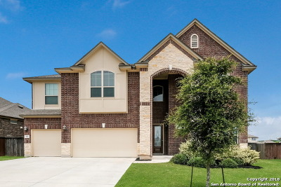Cibolo Single Family Home Price Change: 913 Turning Stone
