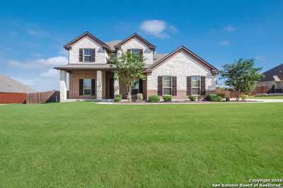 Schertz Single Family Home For Sale: 6792 Laura Bluff