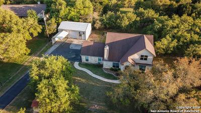 Spring Branch Single Family Home For Sale: 5017 Livingston Rd