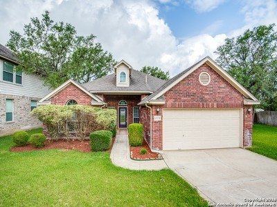 San Antonio Single Family Home New: 23739 Beaver Creek