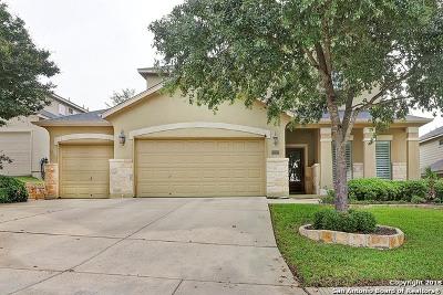 San Antonio Single Family Home New: 23522 Woodlawn Ridge