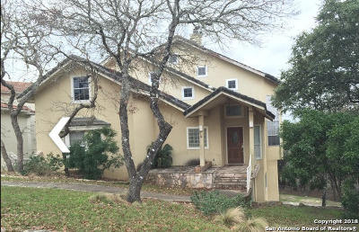 Fair Oaks Ranch Single Family Home For Sale: 11 Falls View