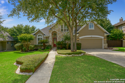 San Antonio Single Family Home New: 3134 Falling Brook