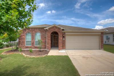 Schertz Single Family Home New: 5416 Storm King